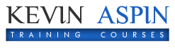 Kevin Aspin training courses logo